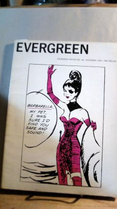 Evergreen Review, No. 38. November 1965. Evergreen Review