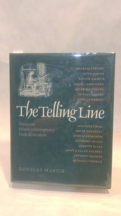 The Telling Line: Essays on 15 Contemporary Book Illustrators
