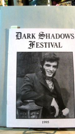 DARK SHADOWS FESTIVAL 1995. Dave BROWN, Production Director