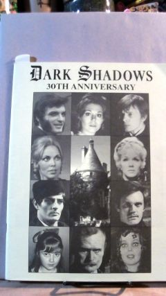 DARK SHADOWS: 30th Anniversary Celebration.;. Dave BROWN, Production Director
