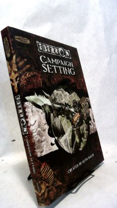 Eberron Campaign Setting, Dungeons & Dragons 3.5 Edition Setting. Keith BAKER