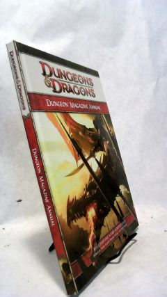 Dungeon Magazine Annual Volume 1, A Dungeons & Dragons 4th Edition Supplement. Torah COTTRILL,...