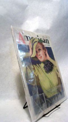 The American Magazine April 1934. Crowell Publishing