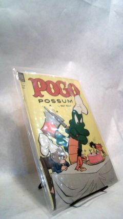 Pogo Possum #16 April-June 1954. Walt KELLY
