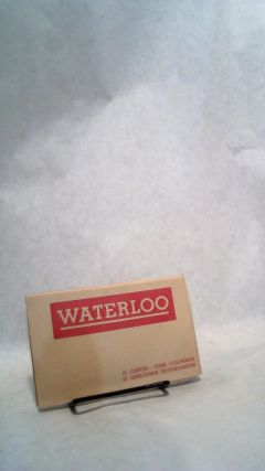 Waterloo: 10 Cartes - Vues Coloriees. Phototypie Industrielle Belge