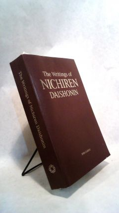 The Writings of Nichiren Daishonin. Gosho Translation Committee