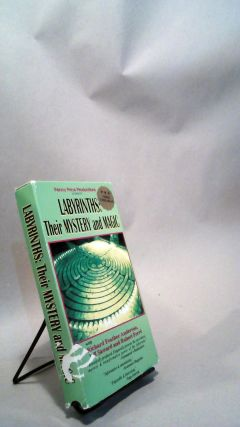 Labyrinths: Their Mystery and Magic VHS cassette. Penny PRICE