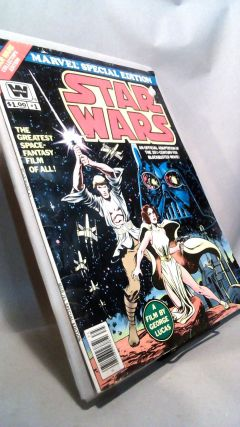Marvel Special Edition Featuring Star Wars Vol. 1 No. 1A. Archie GOODWIN