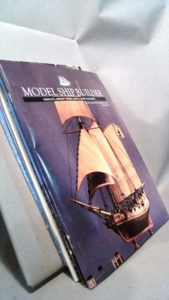 Model Ship Builder: World's Largest Model Ships & Boats Magazine Vol. XIV Nos. 81-84 and Vol....