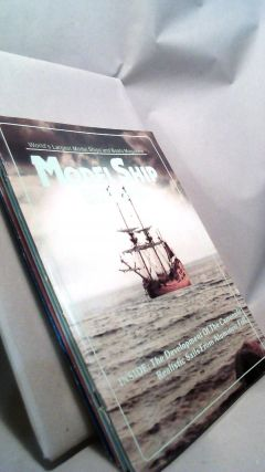 Model Ship Builder: World's Largest Model Ships & Boats Magazine Vol. VII Nos. 39-42 and Vol....