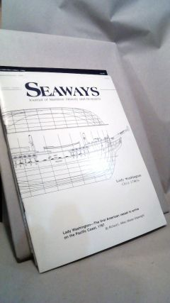 Seaways Ships in Scale Journal of Maritime History and Research Vol. 1 Nos. 1-5 1990. Jim RAINES