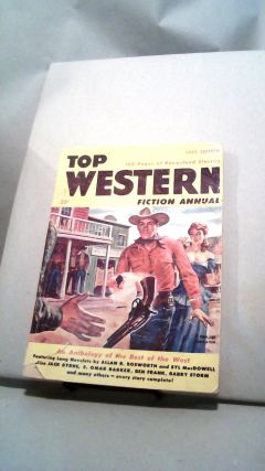 Top Western Fiction Annual Vol. 1 No. 3 1952 Edition