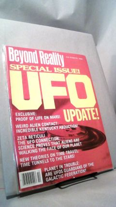 Beyond Reality No. 28: Special Issue! UFO Update! October 1977. Harry BELIL