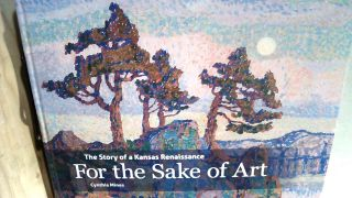For the Sake of Art: The Story of a Kansas Renaissance. Cynthia MINES