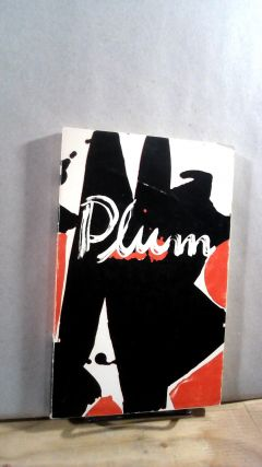 Plum No. 3 Fall 1980. Harvey LILLYWHITE, Eileen SILVER-LILLYWHITE