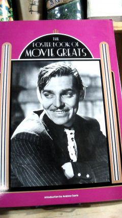 The Poster Book of Movie Greats. Andrew SARRIS, introduction
