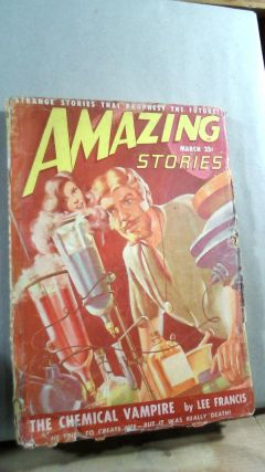 Amazing Stories Vol. 23 No. 3 March 1949