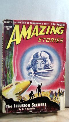 Amazing Stories Vol. 24 No. 8 August 1950