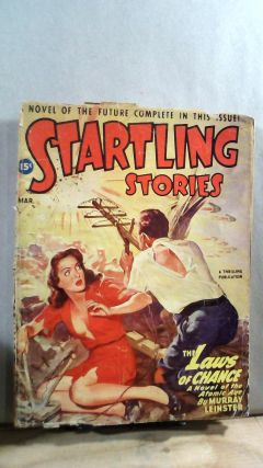 Amazing Stories Vol. 15 No. 1 March 1947