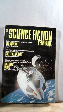 Science Fiction Yearbook No. 5. Anne KEFFER