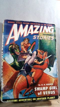 Amazing Stories Vol. 23 No. 9 September 1949