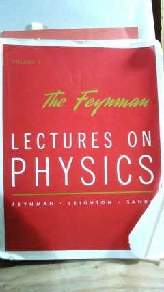 The Feynman Lectures on Physics Vol. 1-3 and Exercises Vol. 3. Four book set. Richard P. FEYNMAN,...
