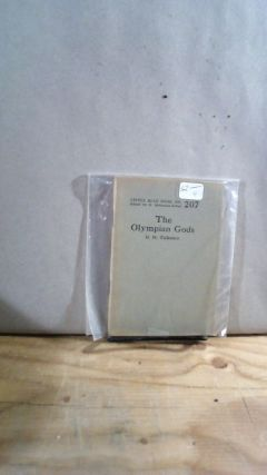 Little Blue Book No. 207 The Olympian Gods. H. M. TICHENOR