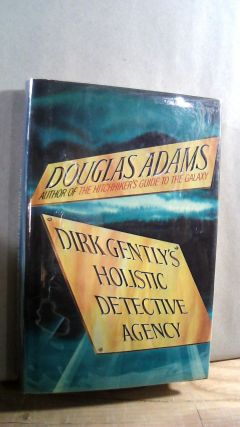 Dirk Gently's Holistic Detective Agency. Grace LLEWELLYN