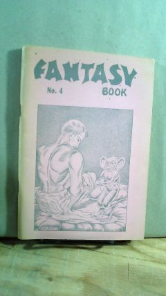 Fantasy Book Vol. 1 No. 4. Garret FORD