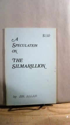 A Speculation on the Salmarillion. Jim ALLAN