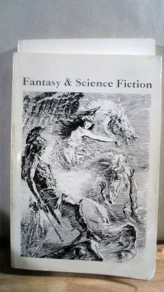 Fantasy & Science Fiction Catalogue 90 Parts 1 and 2 Fall-Winter 1990-1991 and Winter-Spring...