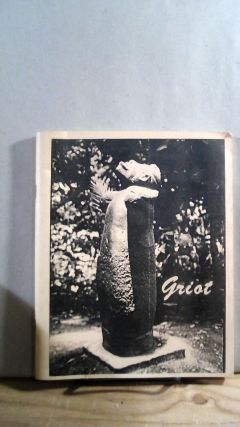 Griot: A Journal of Native Consciousness Vol. 1 No. 1 Summer 1989. Larry ABRAMS, Rick DAVIDSON,...