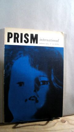 Prism International Vol. 4 No. 2 Autumn 1964. Earle BIRNEY