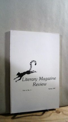 Literary Magazine Review Vol. 6 No. 1 Spring 1987. G. W. CLIFT