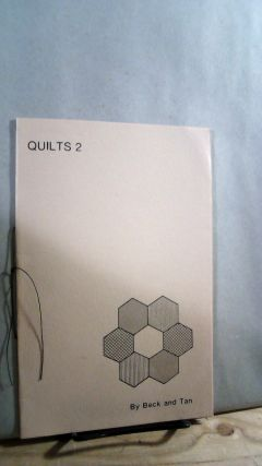 Quilts 2. Gary BECK, Bee Bee TAN