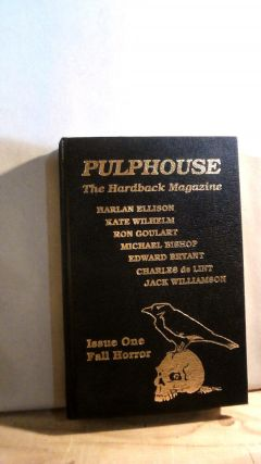 Pulphouse The Hardback Magazine Issue One Fall 1988 Horror. Kristine Kathryn RUSCH